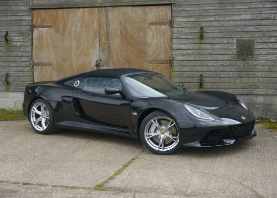 EXIGE Roadster Automatic £44,995