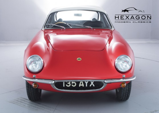 LOTUS ELITE S2 SE (1960) - NOW SOLD