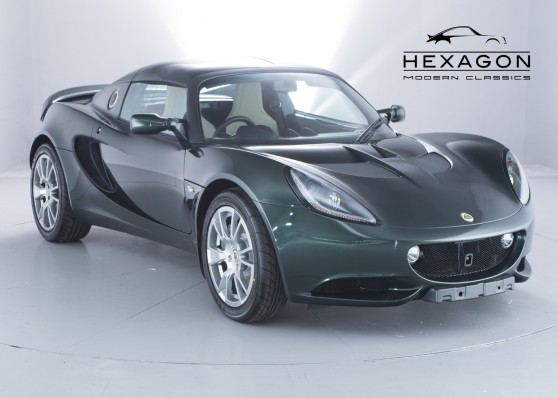 ELISE ELISE S, Touring Package, A/c, Hard Top, USB, SOLD £37,995