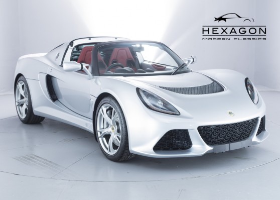 EXIGE S ROADSTER Exige S AUTOMATIC, PREMIUM & CONVENIENCE PACKAGES 2015 / 15 £46,995