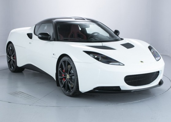 2015 LOTUS EVORA, 2+2, Automatic, 280 BHP,  Sports Racer Package,  LHD, SOLD