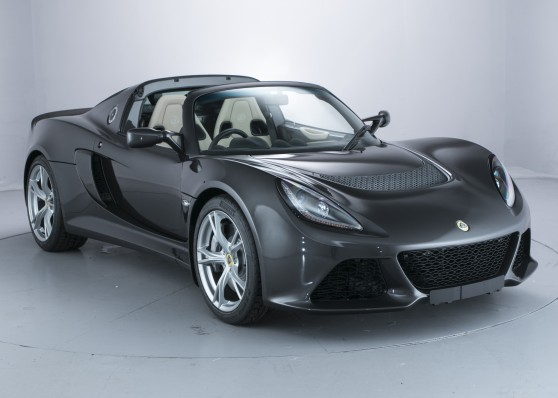 EXIGE S ROADSTER Exige S Roadster, Premium & Convenience Packages, A/c, Cruise, USB - NOW SOLD! £51,995