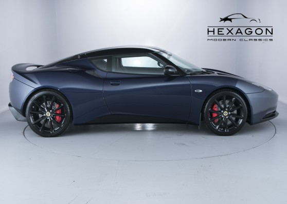 2015 LOTUS EVORA S, 345 BHP, 2+2, Automatic,  Sports Racer Package,  LHD, SOLD