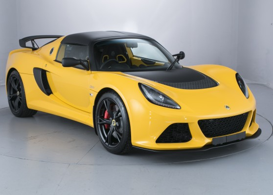 EXIGE S Club Racer Coupe, A/c, Rear Park Sensors £51,995