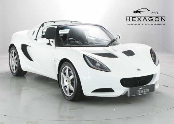 ELISE ELISE 1.6 STRATTON MOTORSPORT, 2013 / 63 PLATE - SOLD! £21,995