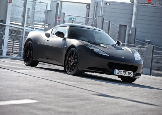 EVORA S Sports Racer Black Edition - 1 of 1<BR>*£471.99 per Month over 48 Months with a £15,000 Deposit*  &pound;49,995
