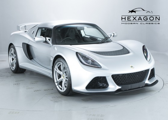 Exige S Coupe, Premium, Race & Convenience Packages, Cruise Control , USB