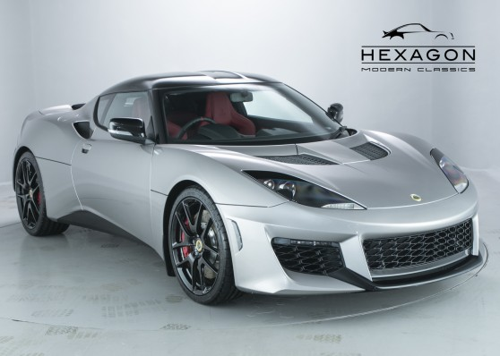 EVORA New 2016 Evora 400, 2+2, Leather & Black Packages, NOW SOLD! £69,995