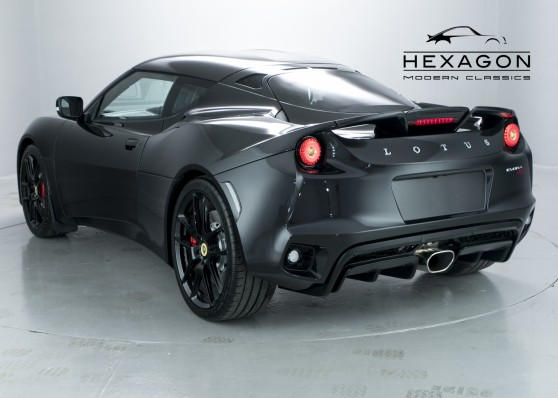 EVORA 400, Leather & Black Packages, Cruise Control - NOW SOLD!