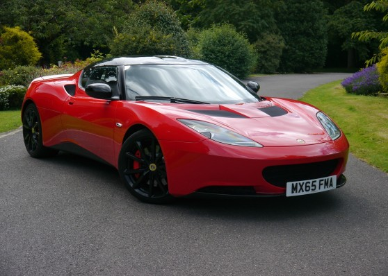 EVORA IPS Sports racer £45,995